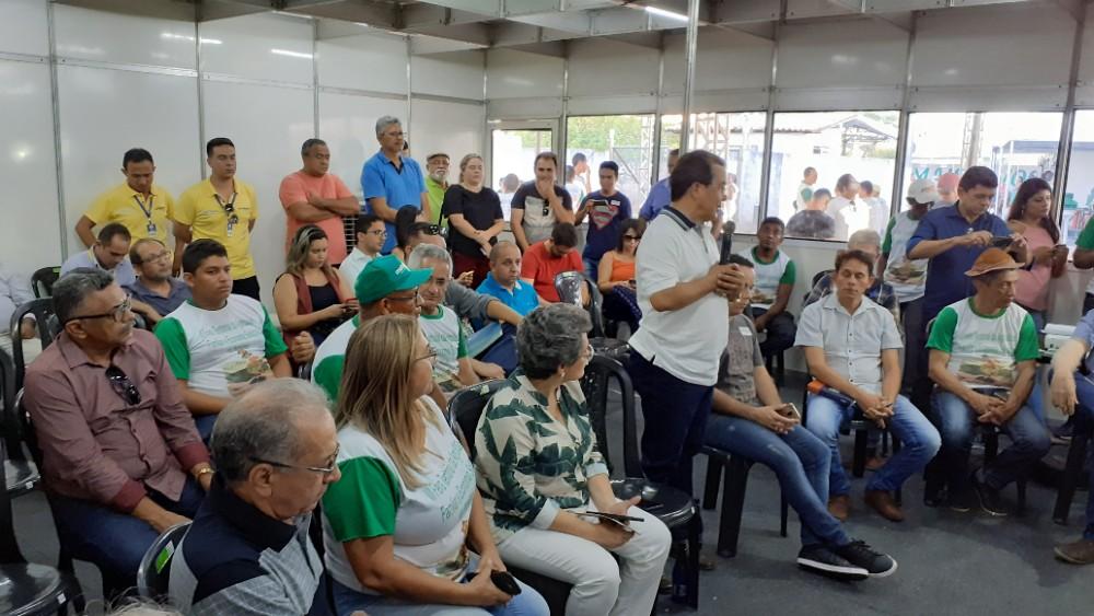 Veja como foi a abertura da III Feira Territorial do Entre Rios