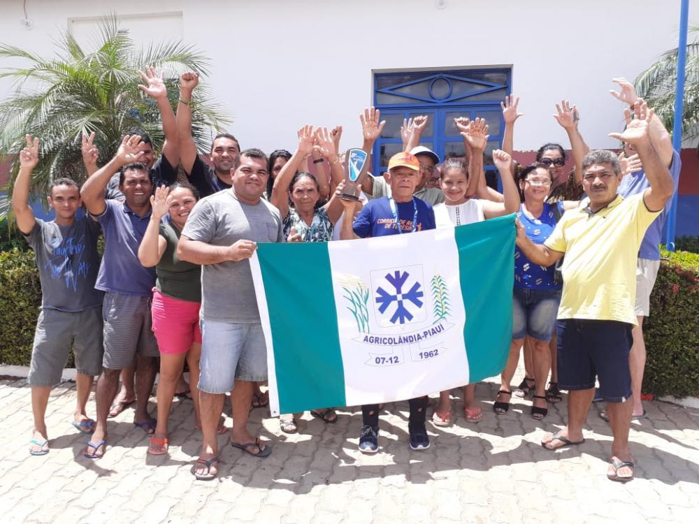 Agricolandense de 75 Anos vence Maratona de Reis em Teresina