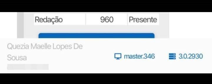 Aluna de Escola Pública em Lagoinha fez 960 Pontos na Prova do Enem