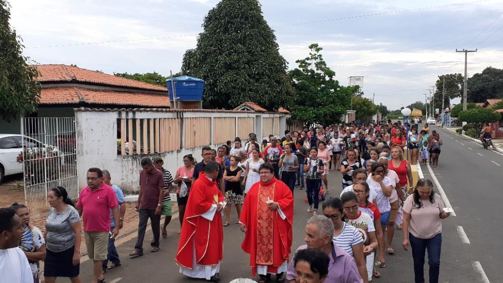 Veja como foi o Encerramento do festejo de São Sebastião em Lagoinha 2020