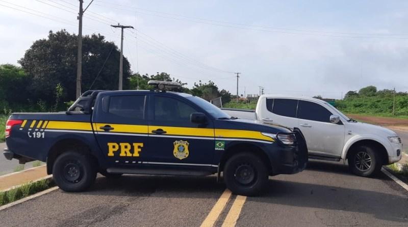 Foragido do Espírito Santo é preso com carro de luxo roubado no Piauí