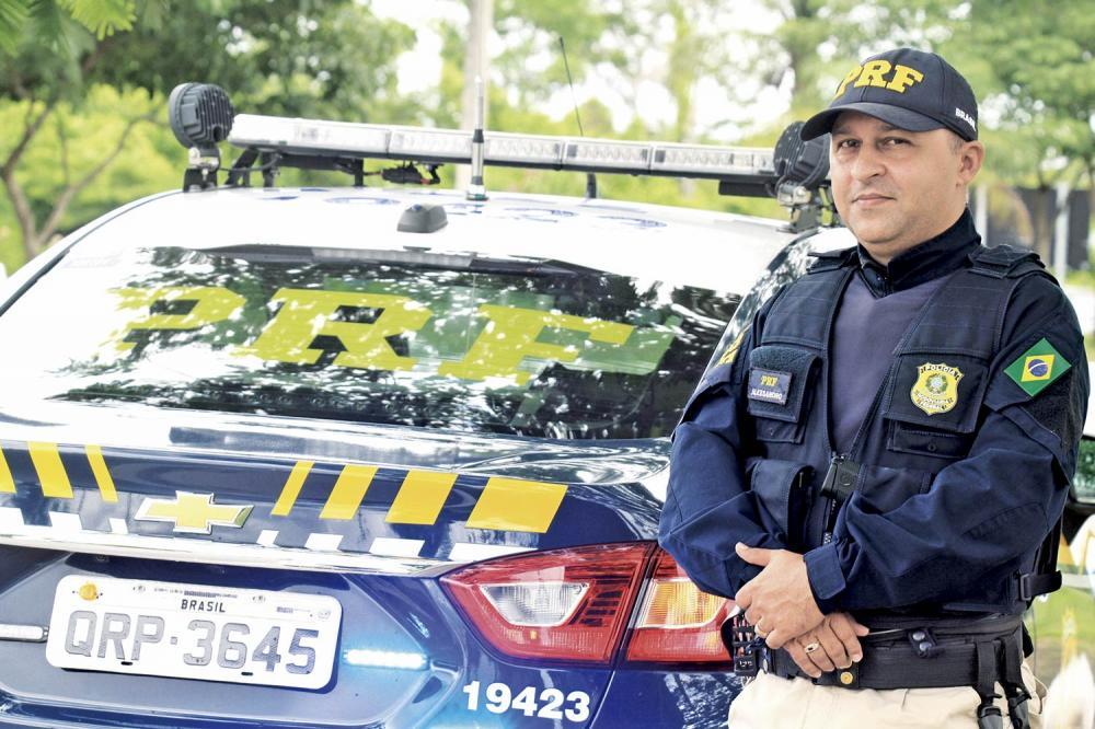 Bandidos levaram R$ 80 mil de frigorífico em THE, diz Inspetor da PRF