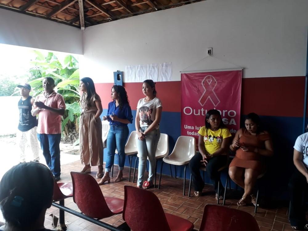 Secretaria de Assistência Social realizou Reunião com as Mães de Alunos do SCFV para Abertura dos trabalhos em 2020