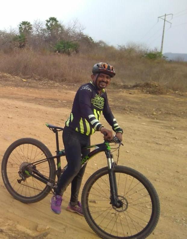 Ciclista é encontrado morto após desaparecer em trilha no Piauí