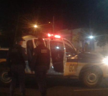Homem morre após tentar roubar viatura da Guarda Municipal em Teresina