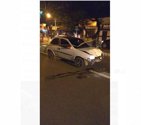 Mulher morre após ser atropelada na avenida principal do Dirceu
