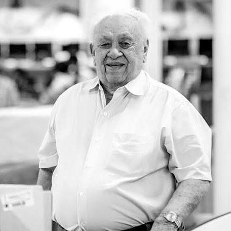 Presidente da Comissão provisória do PTB de Lagoinha Lamenta a Morte de João Claudino