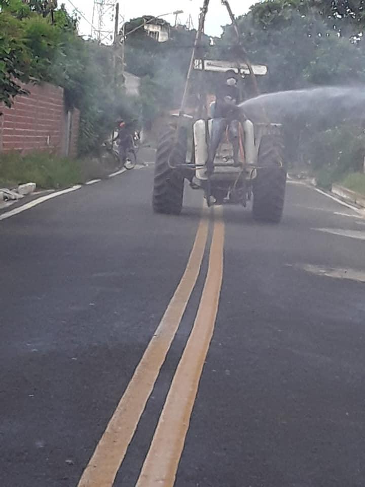 Prefeitura de Santo Antônio dos Milagres intensifica campanha ao combate ao COVID-19