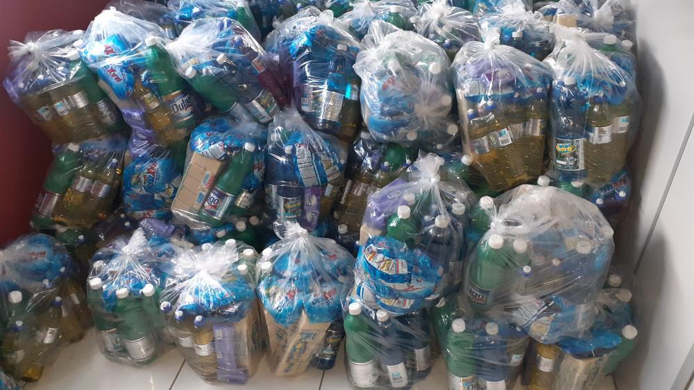 Prefeitura de Agricolândia distribuiu Kits de Higiene e Limpeza para as Famílias que são atendidas por Programas Sociais