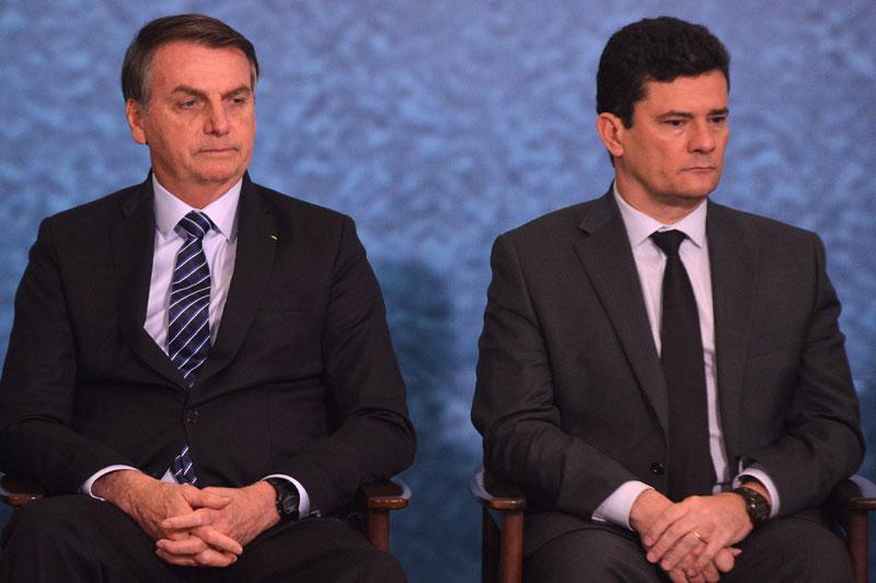 Quero apenas uma superintendência da PF, a do Rio, disse Bolsonaro a Moro segundo depoimento