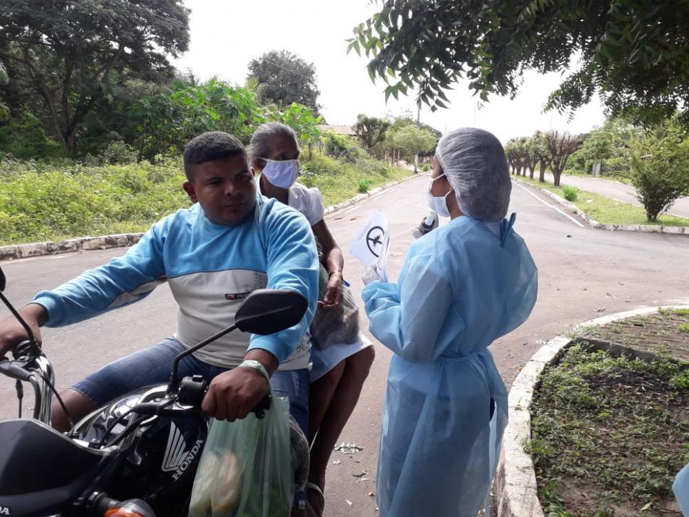 Prefeitura de Curralinhos intensifica Ações ao Combate ao COVID-19