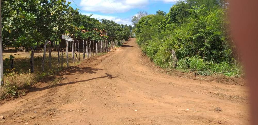 Prefeitura de Agricolândia começou a recuperação de estradas vicinais no Município