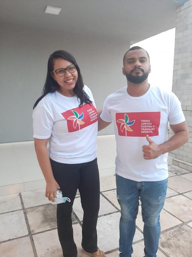 Assistência Social de Miguel Leão Realizou Live Educativa sobre o Combate ao Trabalho Infantil