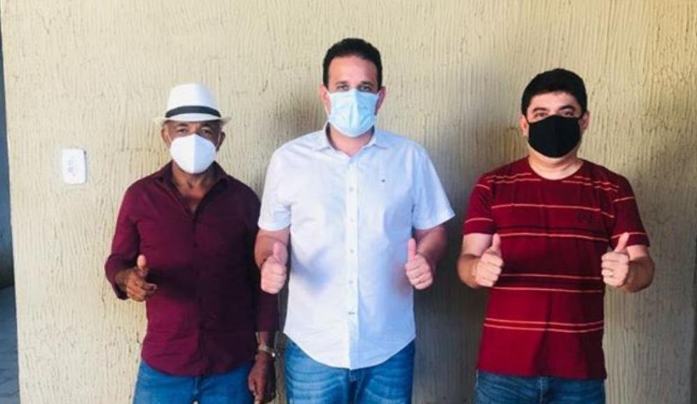 Clemilton Queiroz decide fortalecer pré-candidaturas de Diego Teixeira e Mateus Vilarinho nas eleições de 2020