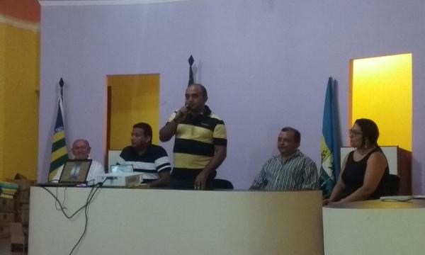 Prefeitura de Lagoinha realiza Audiência Publica e presta conta com a População