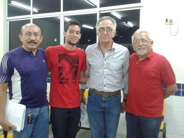 Aluno de Lagoinha tira nota Máxima contando a Historia da Cidade em TCC na UFPI