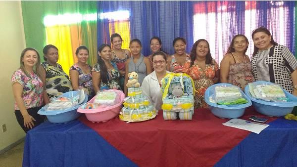 Assistência Social entrega Kits de Enxoval para as Gestantes