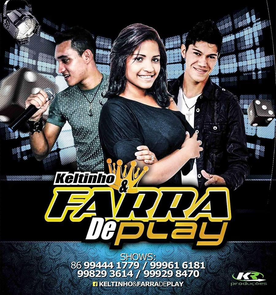 Farra de Play canta sucessos da atualidade no Cidade Viva
