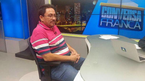 Entrevista com o prefeito Walter Alencar