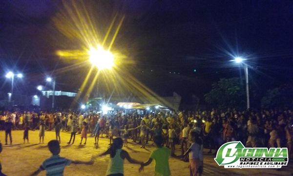 Tradicional Balandê de Lagoinha do Piauí 2018 Vídeo